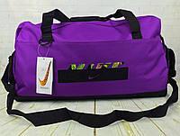 Дорожная сумка Nike. Сумка для поездок, командировок. Размер 58*32*22 КСС5-1, фото 1