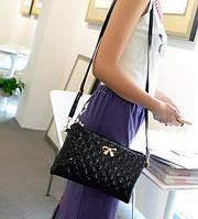 Маленькая сумочка через плечо. Недорогая женская сумка. Женский клатч. СК300, фото 1