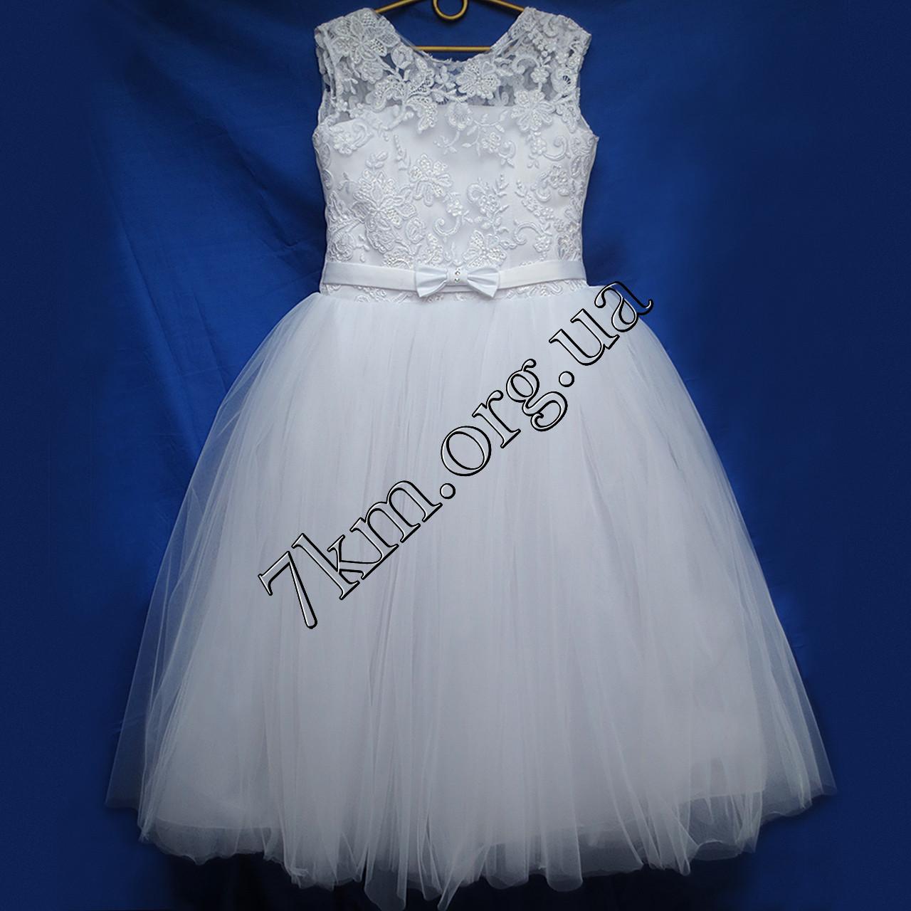 e4376e39e7d Платье детское нарядное для девочек 8-9 лет