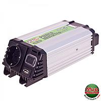 Инвертор PULSO IMU-320 (12/220V/300W/USB-5VDC2.0A)