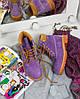 "Женские зимние ботинки Timberland ""Violet"" (в стиле Тимберленд), фото 4"