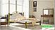 Металлическая кровать Эсмеральда ТМ «Металл-Дизайн», фото 6