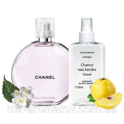 №35 Женские духи на разлив Chanel «Chance eau Tendre»  110мл
