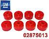 Полиуретановые втулки стойки переднего стабилизатора Deawoo Lanos (Ланос) (№ дет. 02875013)