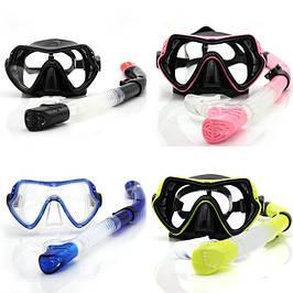 Маски, трубки очки для плавания