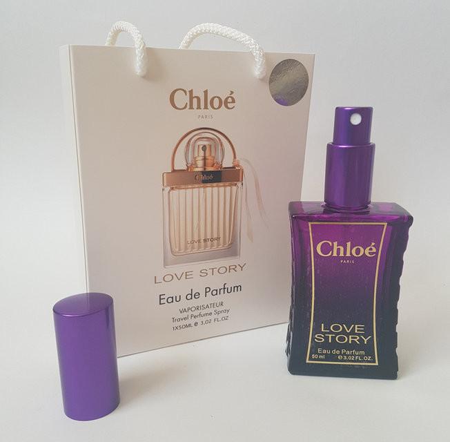 Парфумированная вода Chloe love story 50 ml