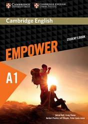 Cambridge English Empower A1 Starter Student's Book