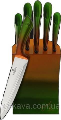 Набор ножей на подставке Berlinger Haus Limited Edition 6 предметов BH-2175