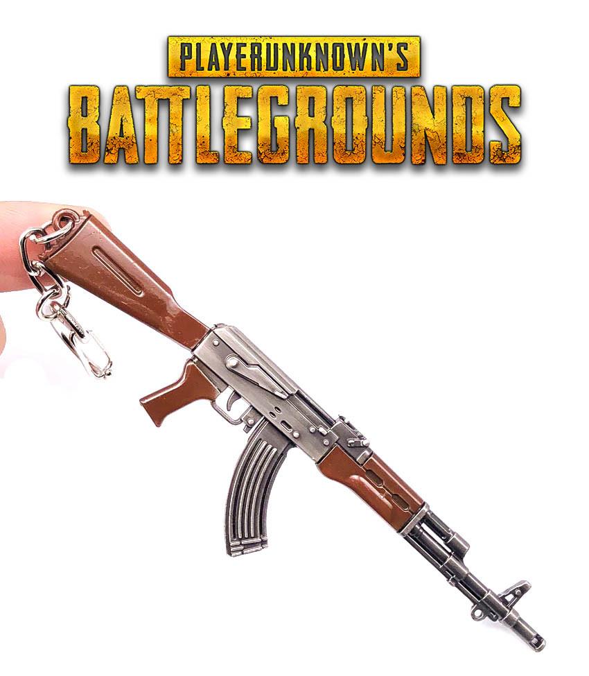 Брелок Штурмовая винтовка АКМ PLAYERUNKNOWN'S BATTLEGROUNDS