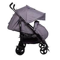 Прогулочная коляска Bugs® Witty - серый