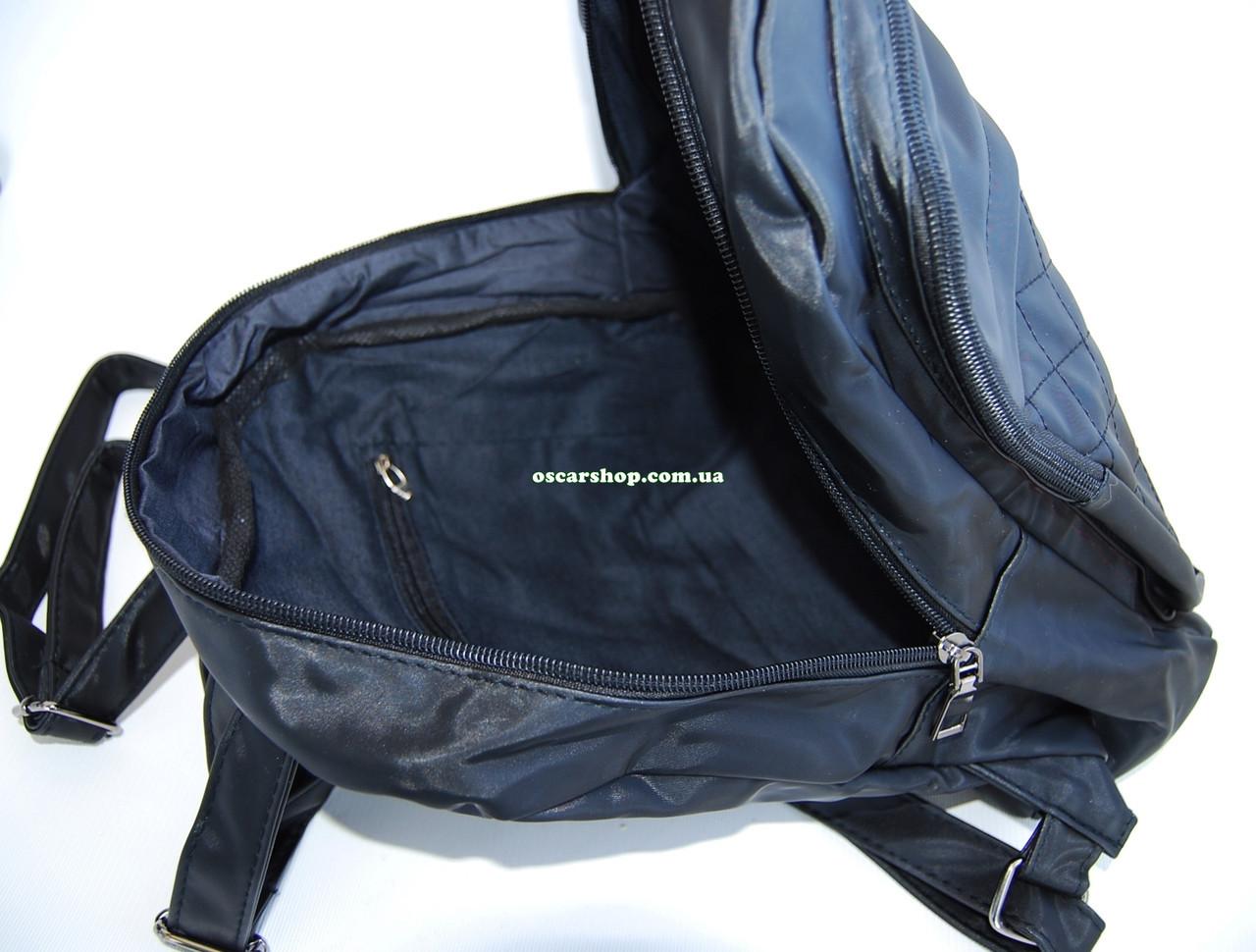 a8b47cbd8216 Мини женский рюкзак. Женская сумка портфель из нейлона. СР03, цена 350  грн., купить в Киеве — Prom.ua (ID#812047149)