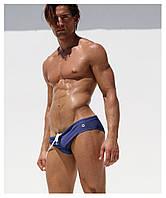 Купальные плавки мужские с заниженой талией AQUX. Артикул: PL21