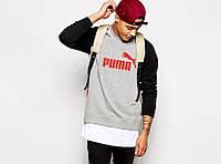Мужской свитшот Puma (реплика)