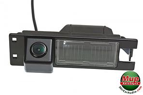 Камера заднего вида Fighter CS-CCD + FM-57 (Fiat/Alfa Romeo)