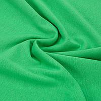 Кулир Светло-зеленый (Зеленое яблоко). Трикотажная ткань кулир хлопковый 100%