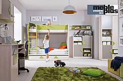 Комплект мебели для детской Strzałka