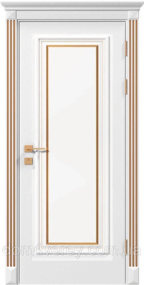 Двери межкомнатные, Родос, Siena, Asti, глухое, патина