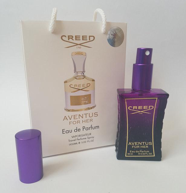 Парфумированная вода Creed aventus for her в подарочной упаковке 50 мл