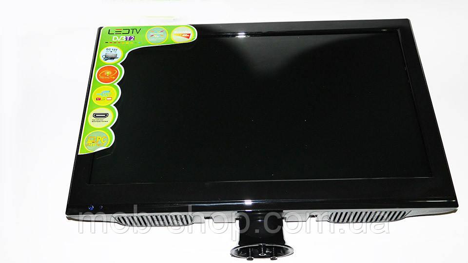 "LCD LED Телевизор L17 15,6"" T2 12v/220v HDMI+USB"