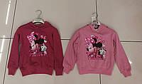 Толстовки для девочек оптом, Disney., 92-116, арт. MIN-G-JOGTOP-96