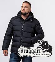 Braggart Aggressive 32540 | Куртка зимняя для мужчин черная, фото 1
