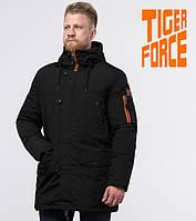 Tiger Force 54120 | Мужская зимняя парка черная, фото 1