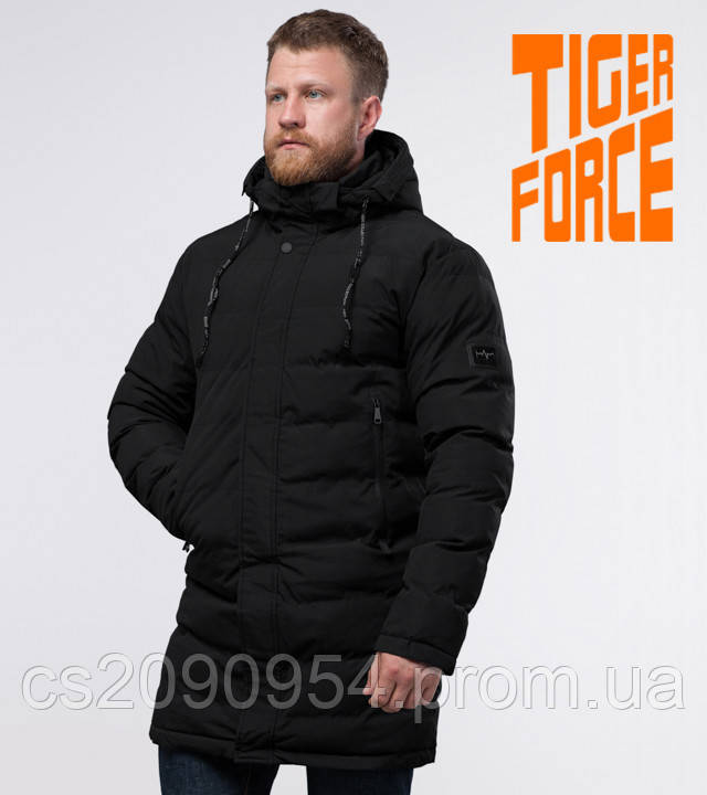 Tiger Force 72461 | Куртка мужская зимняя черная