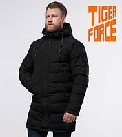 Tiger Force 72461 | Куртка мужская зимняя черная, фото 1