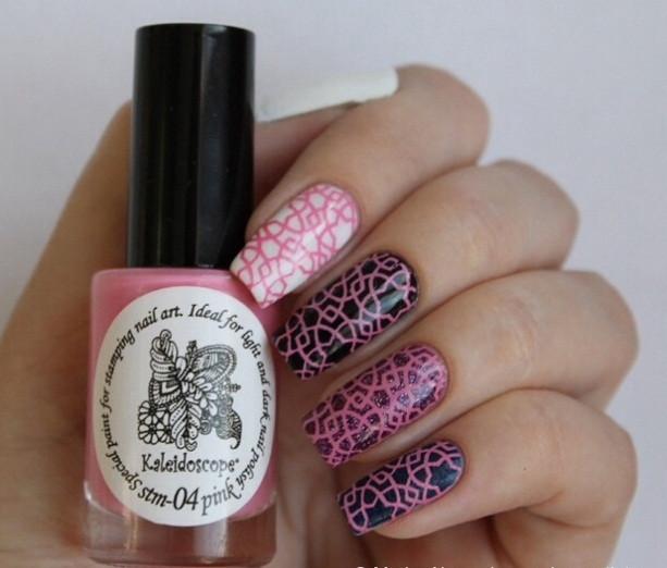 Лак Kaleidoscope St-04 Pink