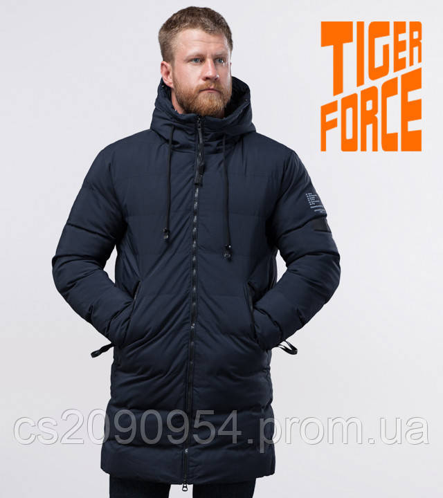 Tiger Force 54386 | Зимняя фирменная куртка синяя