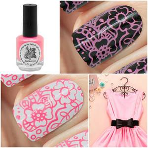 Лак Kaleidoscope St-77 Light pink