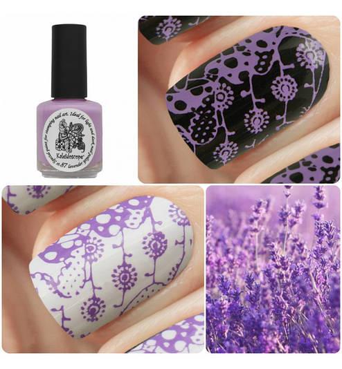 Лак Kaleidoscope St-87 Lavender