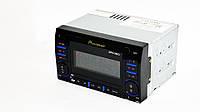 Автомагнитола Pioneer 9903 2din USB SD AUX пульт RGB подсветка