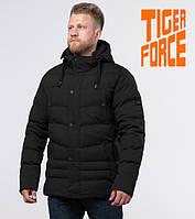 Tiger Force 52235   Куртка мужская на зиму черная, фото 1