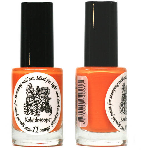 Лак Kaleidoscope Stm-11 Orange