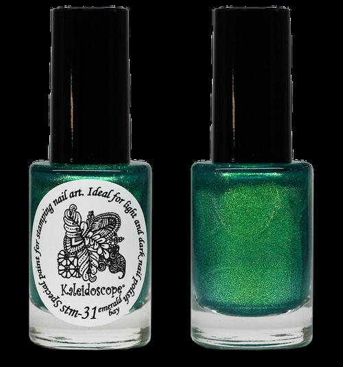 Лак Kaleidoscope Stm-31 Emerald bay