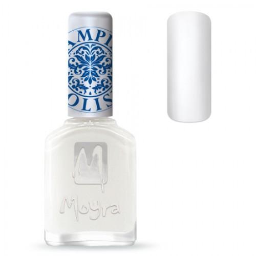 Лак Moyra № 7 белый