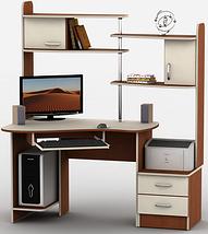 Компьютерный стол угловой Тиса-9 Ливерпуль, фото 2