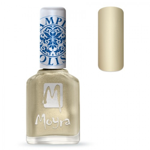 Лак Moyra №9 золото