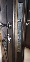 Внутренние входные двери Редфорт Канзас венге в квартиру, фото 3