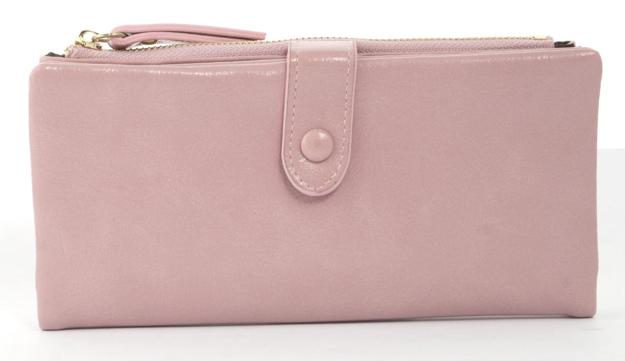 Удобныйженский кошелек барсетка с картхолдеромSaralyn art. 2016 нежно розовый