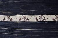 Лента декоративная хб 2 см 90 см, фото 1