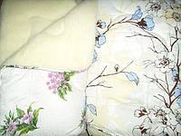 Открытое одеяло овчина полуторное , фото 1