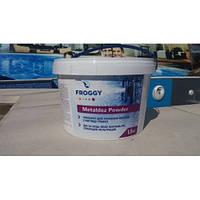 Препарат для удаления металлов из воды в виде гранул FROGGY C0720-00 Metaldez Powder