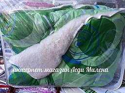 Теплое двухсторонее шерстяное одеяло двухспальное, фото 3