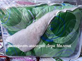 Зимнее одеяло двухспальное с открытым мехом, фото 3