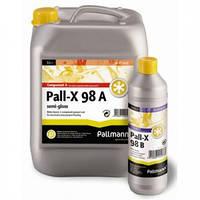Паркетный лак Uzin Pallmann Pall-X 98 п/матовый, 5,5л