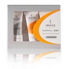 IMAGE Skincare Пробный набор Normal/Dry Trial Kit 3х7,4ml