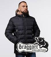 Braggart Dress Code 25285 | Мужская зимняя куртка черная
