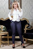 Стильные женские легинсы с карманами, фото 1